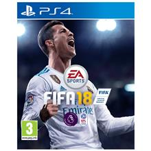 SONY PlayStation4 FIFA 18 Game